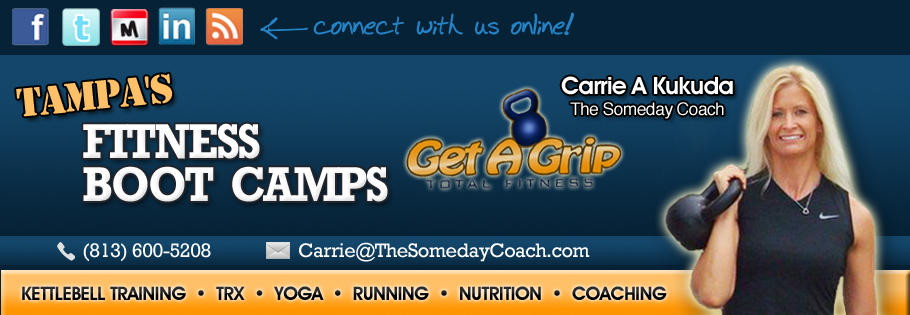 Get A Grip Total Fitness - Lutz Boot Camps, Kettlebell Training, Tampa's Yoga, Nutrition, Metabolic Testing, And Life Coaching