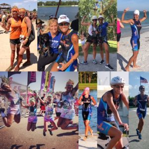 KellyPCollagePics 300x300 Mom with (MS) has Ran Several Races & Conquered Triathlons, too!